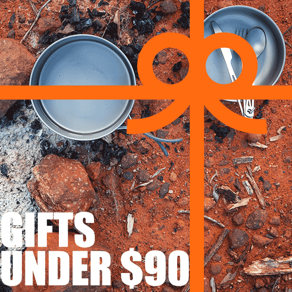 Mountain Equipment gifts under $90