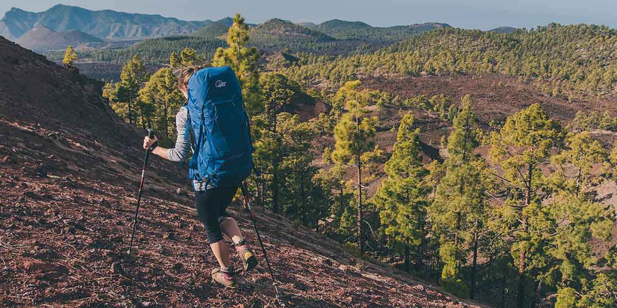 Outdoor Backpack buyers guide hiking trekking packs