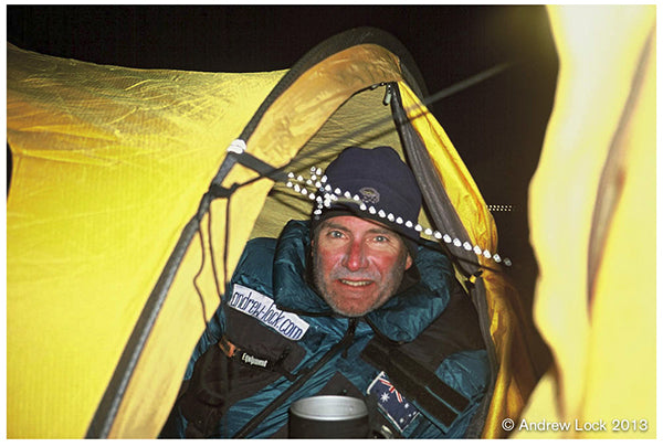 Andrew Lock OAM, Australia's most accomplished mountaineer
