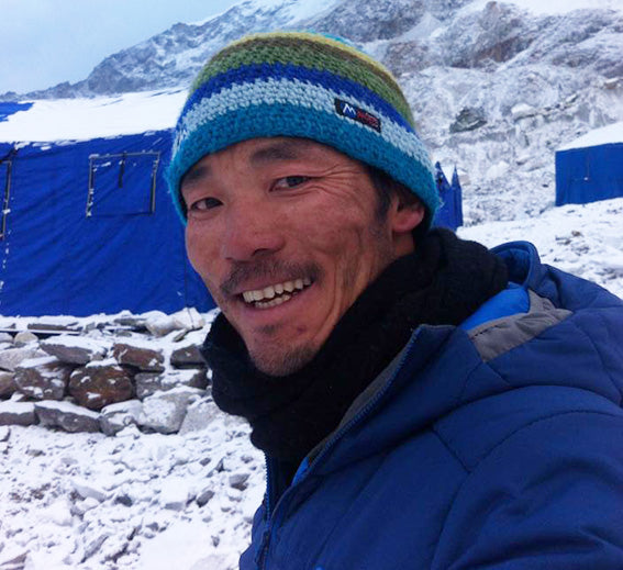 Rest in Peace Ankaji Sherpa