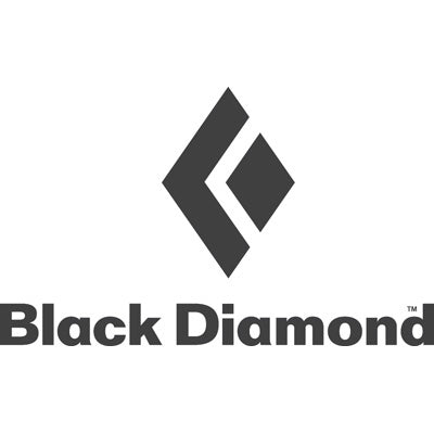 Black Diamond stacked black
