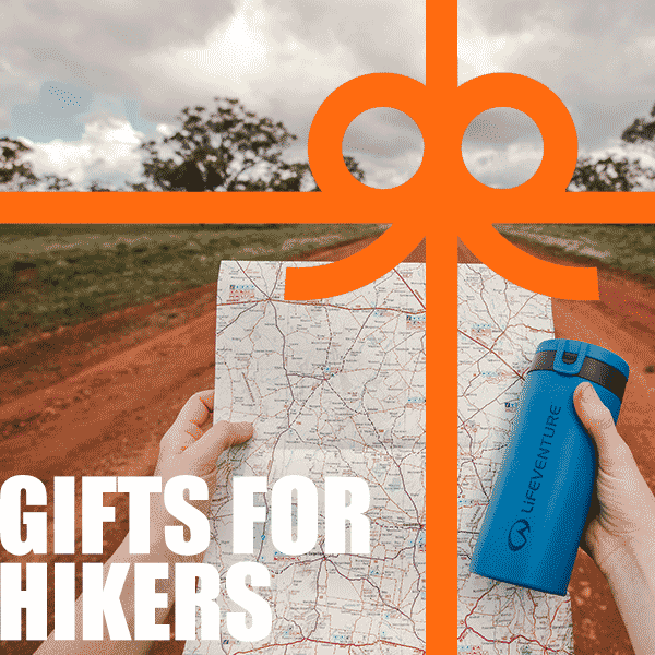 Mountain Equipment gifts for hikers and campers
