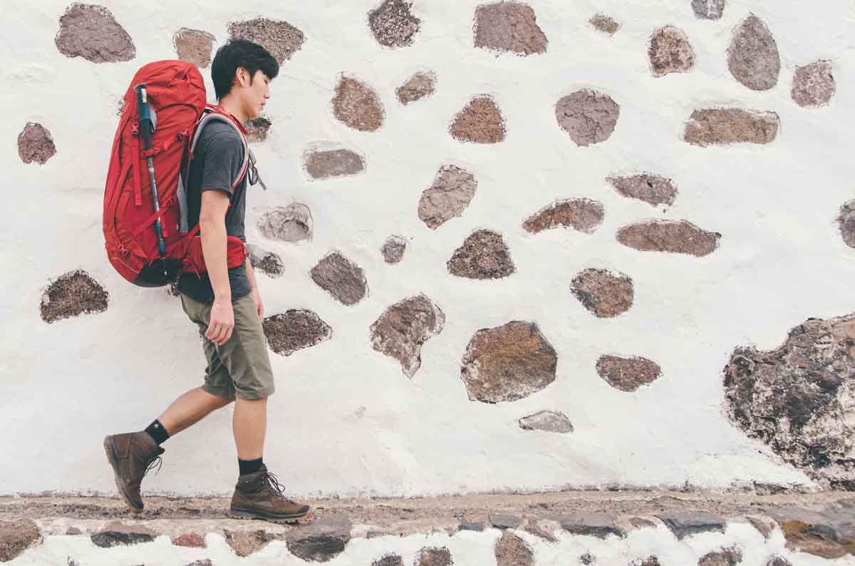 Hiking Pack Fitting Guide 1