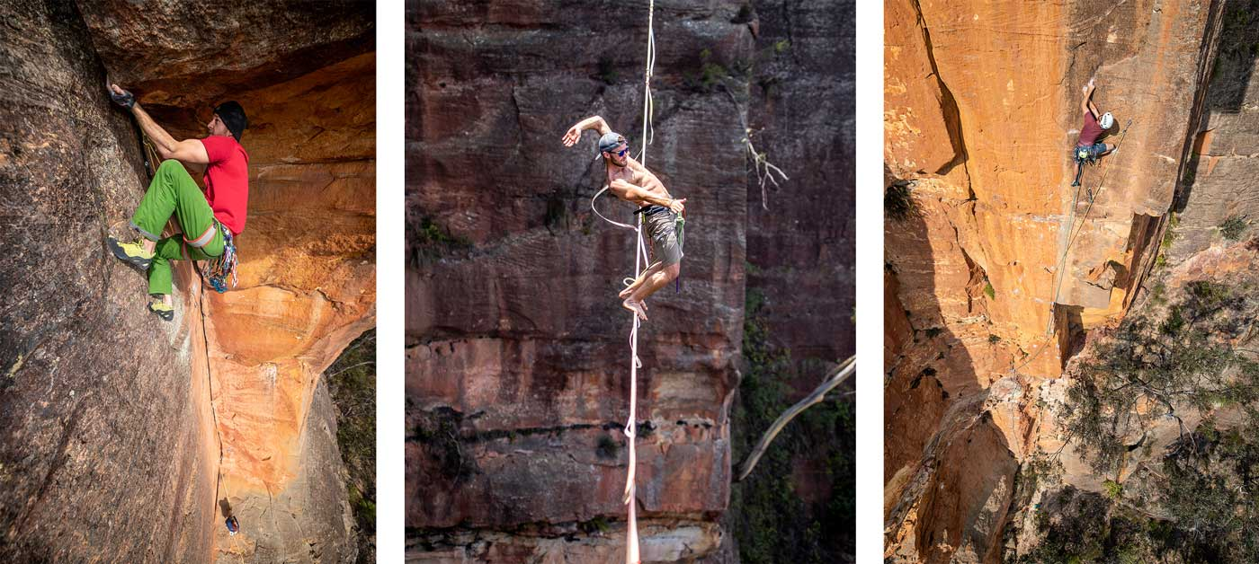 Jared Anderson - Climbing photography 4