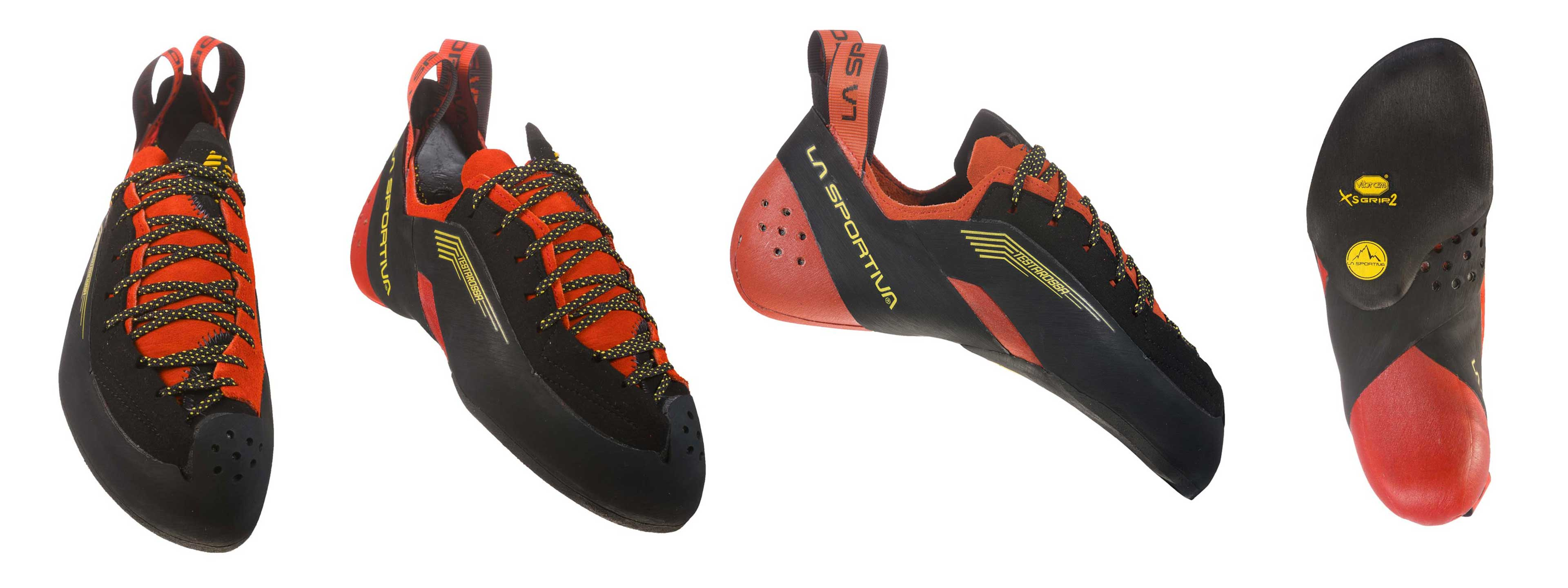 Key points - New La Sportiva Testarossa 2019