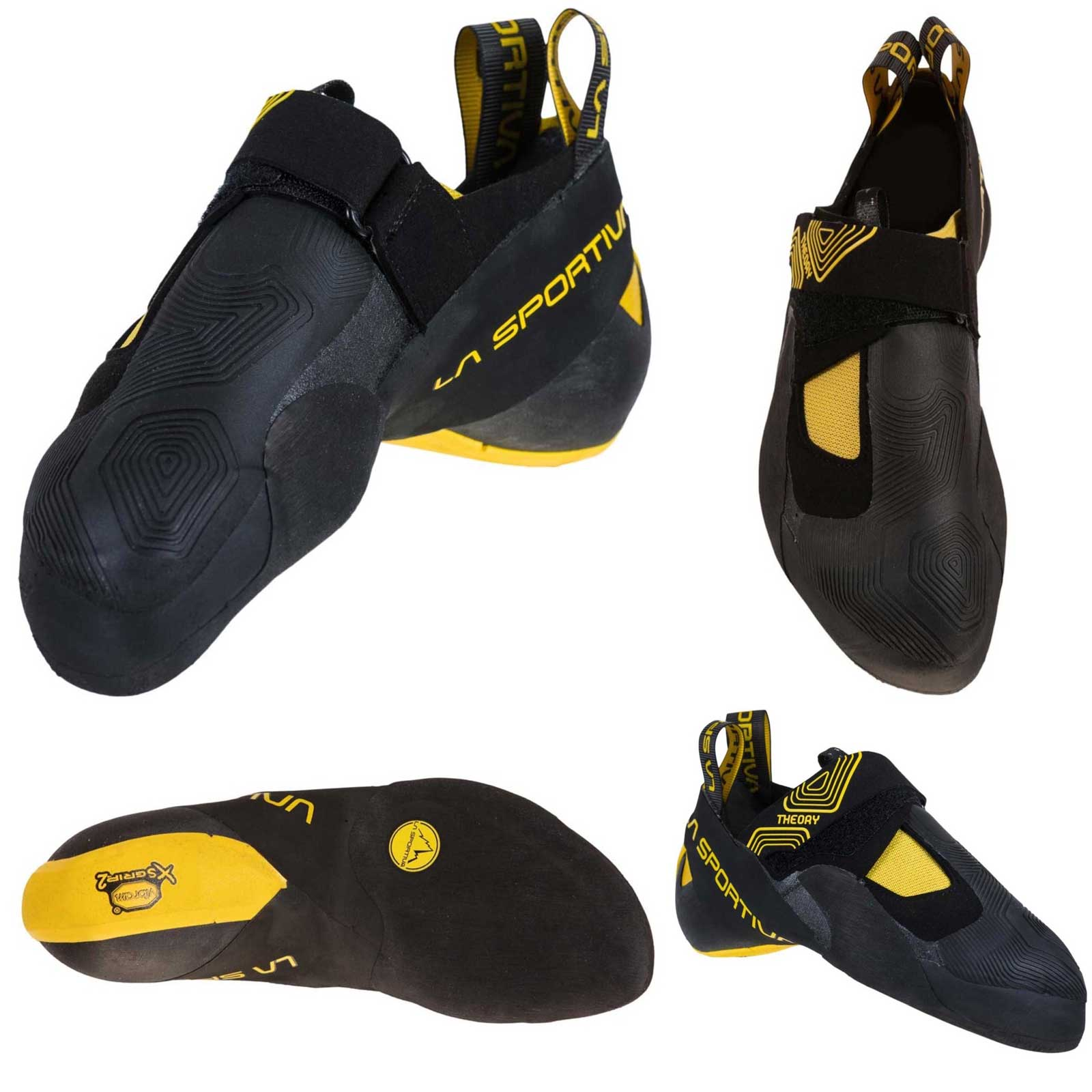 La Sportiva Theory Rock Climbing Shoe Gear Review