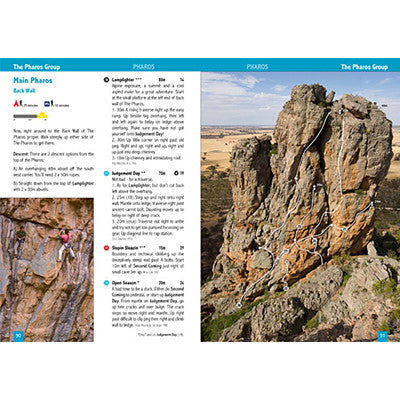 Arapiles 444 of the Best - Climbing Guide