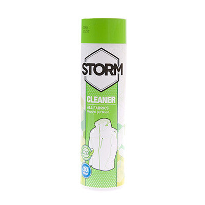 Storm - Cleaner - for waterproof and technical fabrics