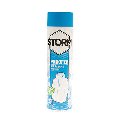 Storm - Proofer - Wash in