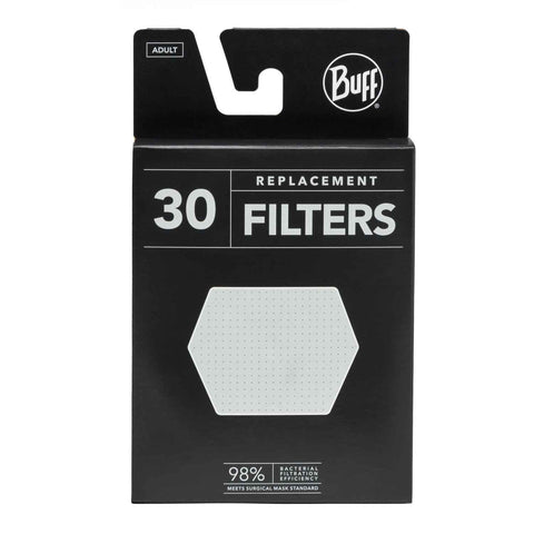 BUFF® - Replacement Face Mask Filter 30 pack - Adult
