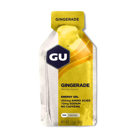GU - Gu Energy Gel - Gingerade