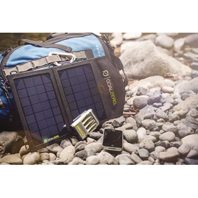 Goal Zero - Guide 10 Plus Solar Charger