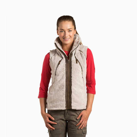 Kuhl - Flight Vest - Womens Plush Fleece Vest
