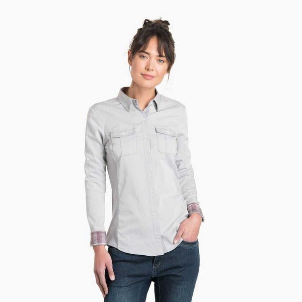 Kuhl - Kiley LS Shirt - Womens Travel & Hike