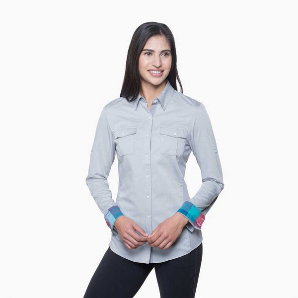 Kiley LS Shirt - Womens Travel & Hike