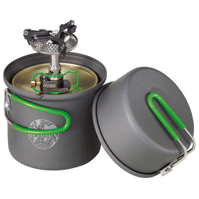 Crux Lite Solo Cook System
