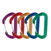 DMM Phantom Carabiner 5 Pack Lightweight wire gate