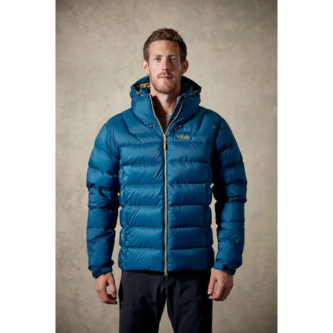 Axion Hooded Down Jacket - Men's