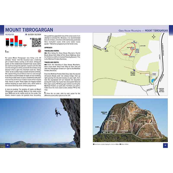 South East Queensland Climbing Guide