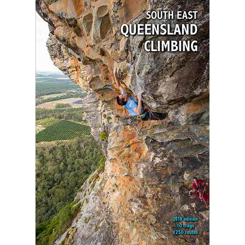 Onsight Photography and Publishing - South East Queensland Climbing Guide
