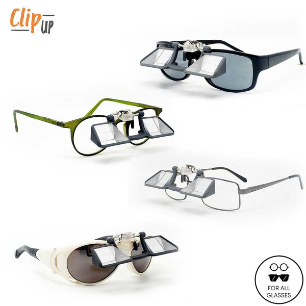 Clip on Climbing Belay Glasses