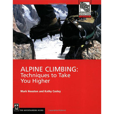 Books - Alpine Climbing: Techniques to Take You Higher