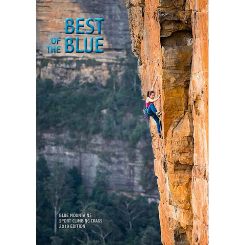 Onsight Photography and Publishing - Best Of The Blue - Blue Mountains Selected Sport Climbing Guide