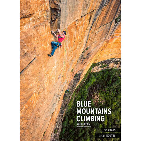 Blue Mountains Climbing Guide - 2019 Edition