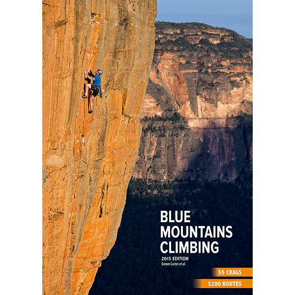 Onsight Photography - Blue Mountains Climbing Guide - 2015 Edition