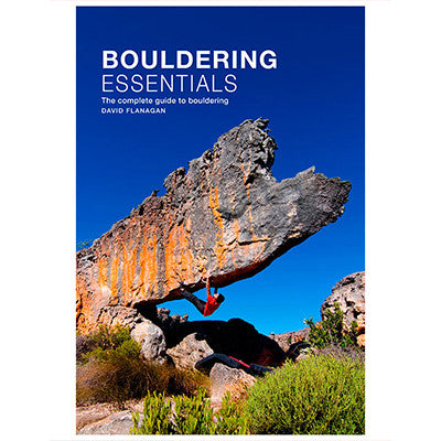 Books - Bouldering Essentials: The Complete Guide to Bouldering