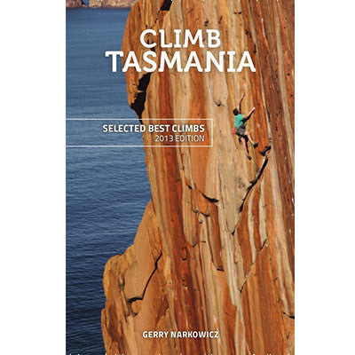 Books - Climb Tasmania - selected best - Climbing Guide