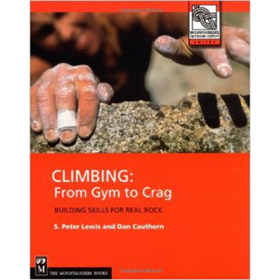 Books - Climbing From Gym to Crag