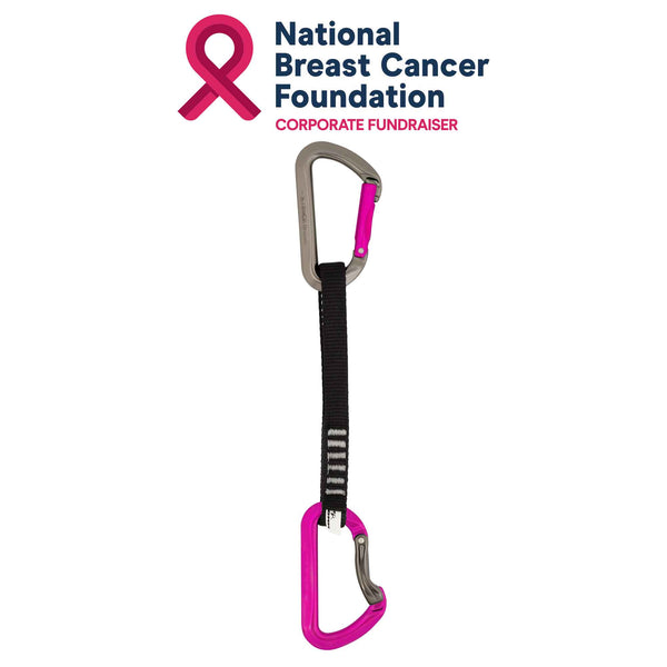 DMM - Limited Edition Aero Quickdraw 18cm - For National Breast Cancer Month
