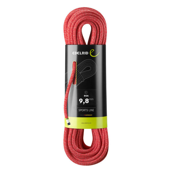 Edelrid - Boa 9.8mm - 70m - Dynamic Climbing Rope