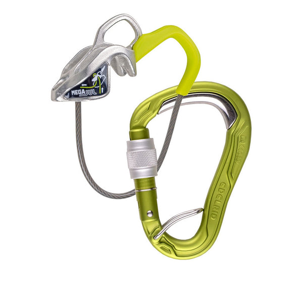 Edelrid - Mega Jul-Bulletproof Screw Belay Kit