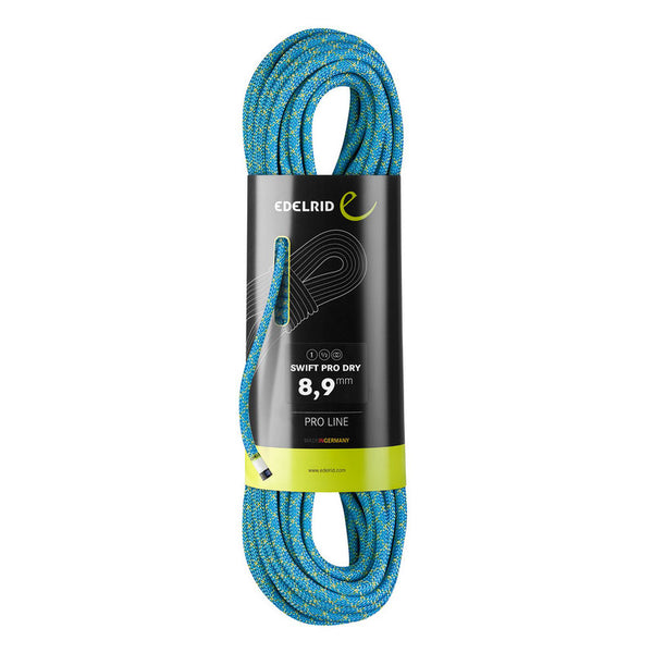 Edelrid - Swift Pro Dry 8.9mm - 70m Climbing Rope