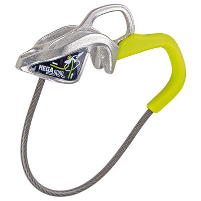 Edelrid - Megajul Guide Mode Belay Device - Climbing Hardware