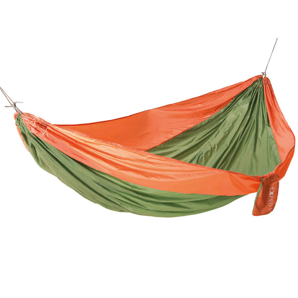 Exped - Travel Hammock DUO - Lightweight & Compressible Double Hammock
