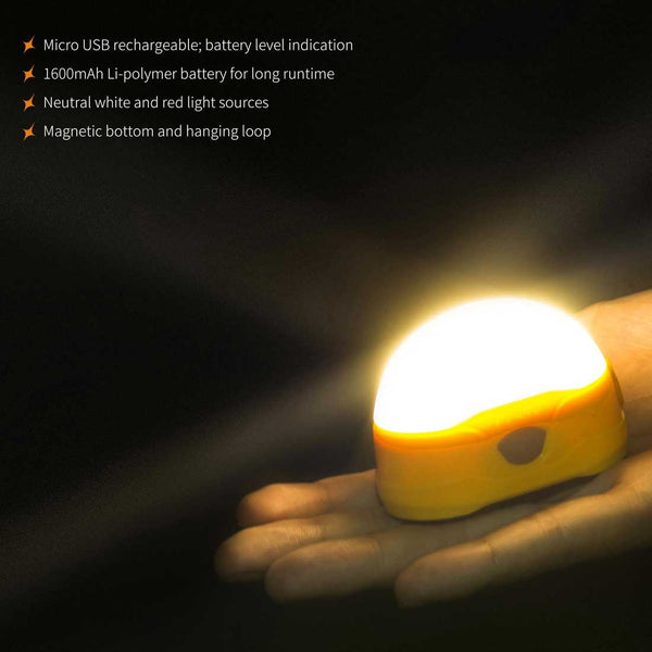 CL20R - Rechargeable Camping Lantern