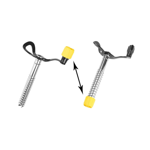 Black Hole Ice Screw Cap - Alpine Climbing Accessories