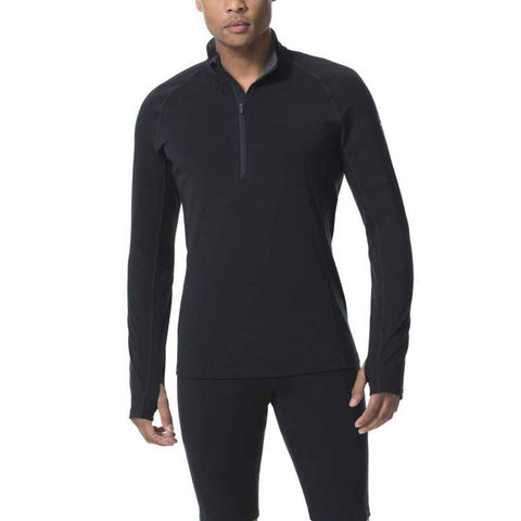 Icebreaker - Mens Zone Long Sleeve Half Zip - Active Merino Baselayer