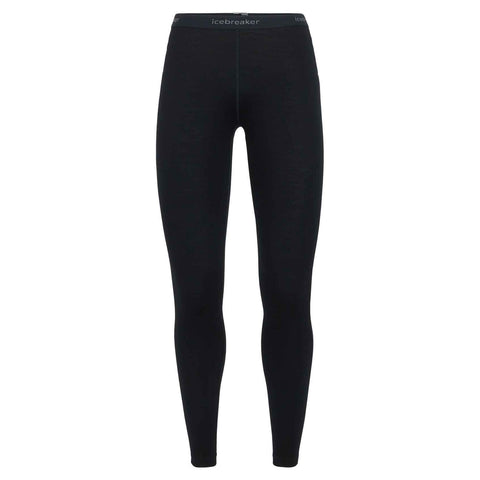 Icebreaker - Womens 260 Tech Leggings - Merino Baselayer