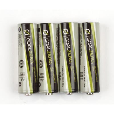 Goal Zero - AA Rechargeable Batteries - 4 pack