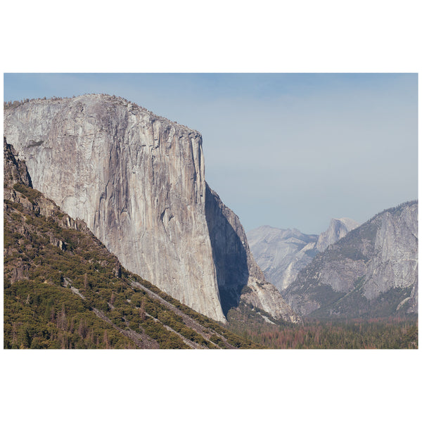 Joey Eaton - Print by Joey Eaton - El Capitan, Yosemite Valley