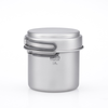 2-Piece Titanium pot and Pan Cook Set