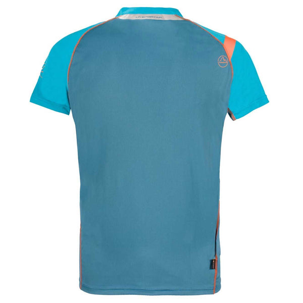 Advance Trail Running Zip T-Shirt