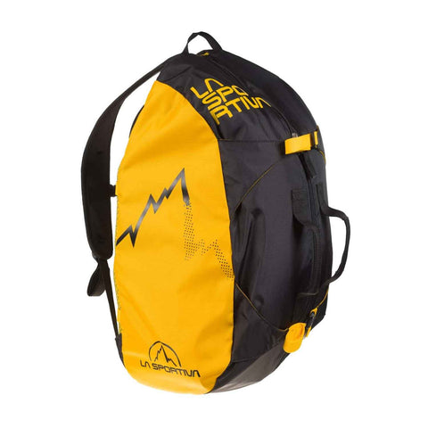 La Sportiva - Medium Rope Bag - With Backpack Harness