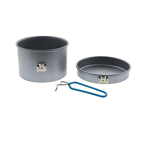 Laken - 1 Person Non-Stick Aluminium Camp Pot Set