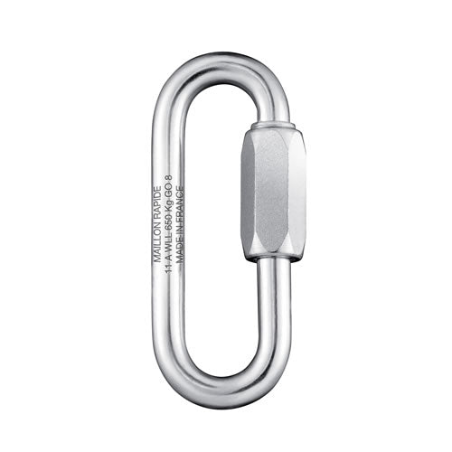 MAILLON RAPIDE - Maillon Rapide 8mm (wide opening) - Climbing Hardware
