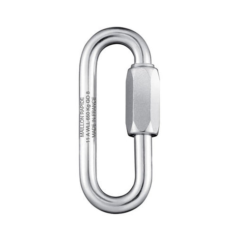 Maillon Rapide 8mm (wide opening) - Climbing Hardware
